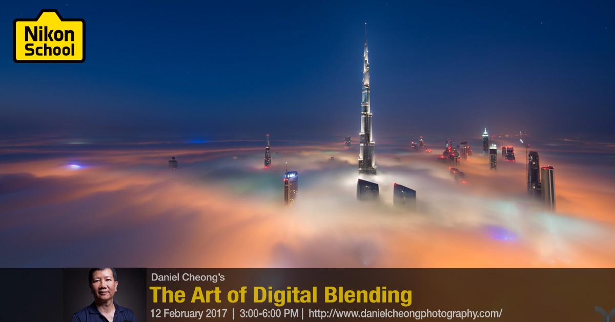 Digital Blending