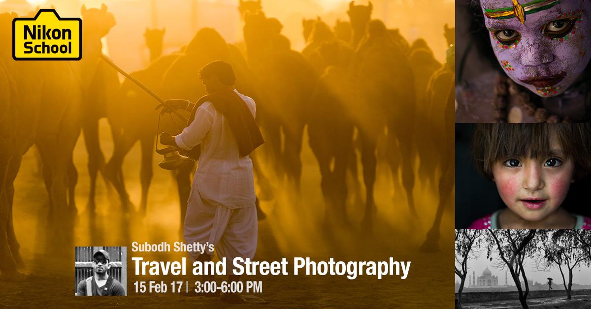 Travel & Street Portraits
