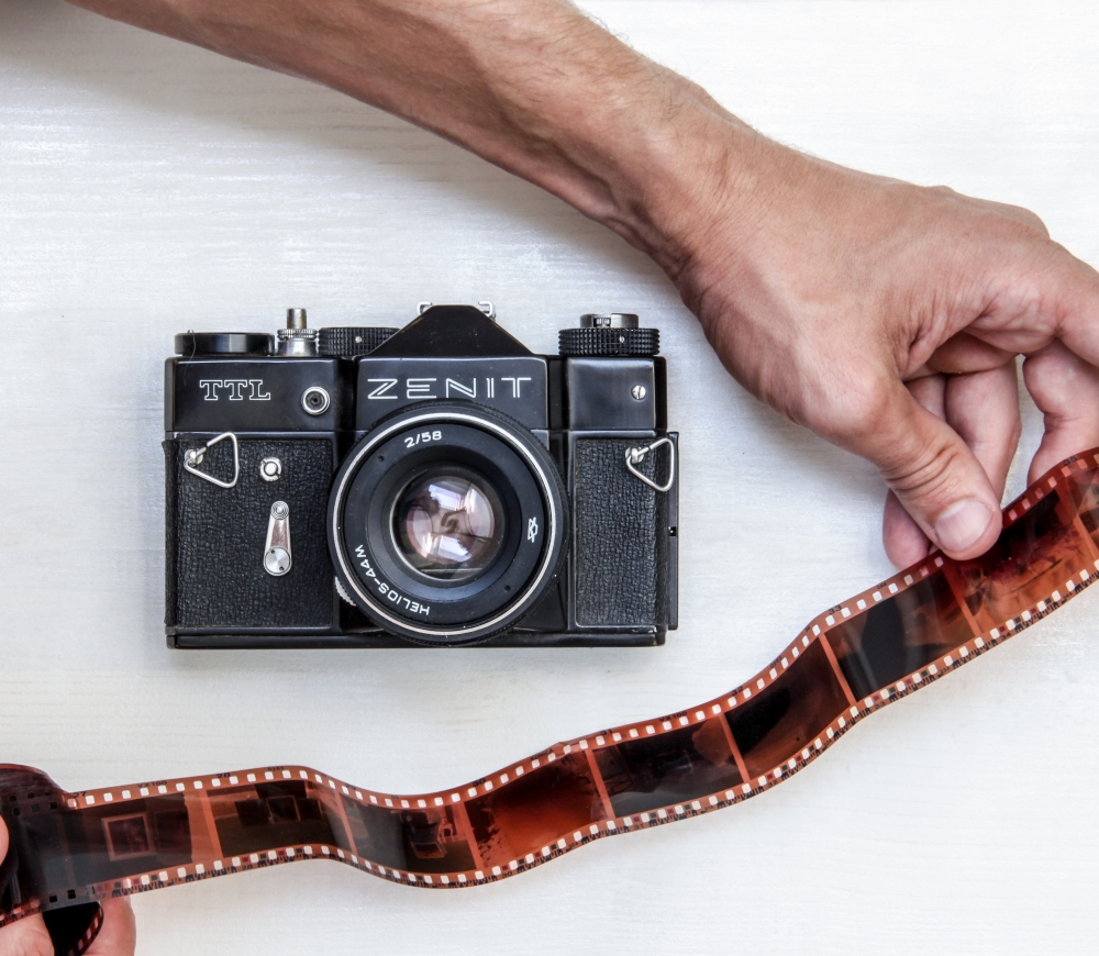 The Art of Analogue | Shooting Film in the Digital Age