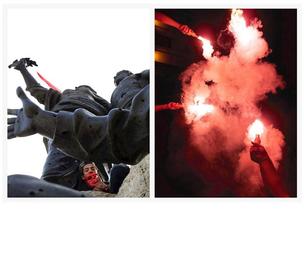 'Documenting the Protests' with Tamara Abdul Hadi & Roï Saade