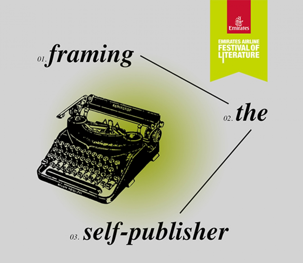 Emirates LitFest 2021 | Panel Talk | Framing the Self-Publisher