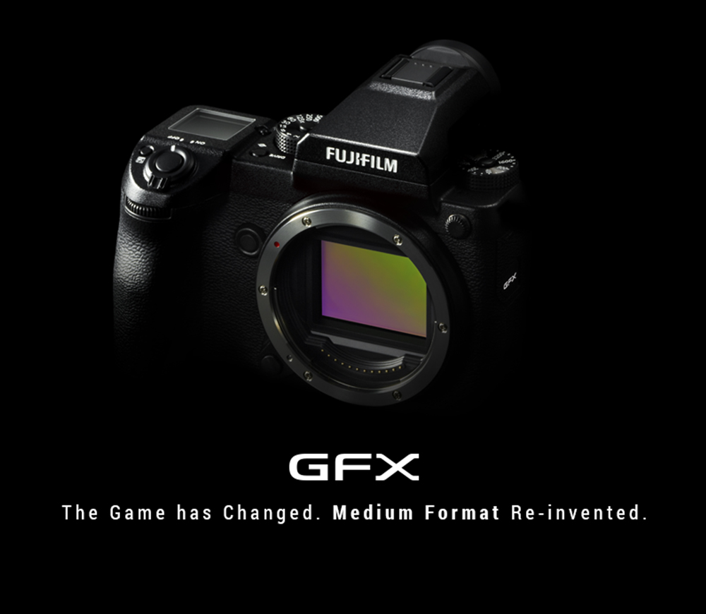 GPP 2017 Special Event - Fuji GFX 50s Launch