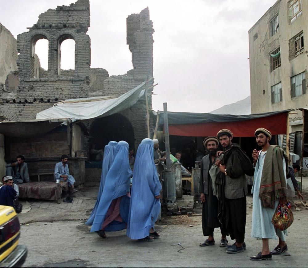 Walk Alone in Afghanistan