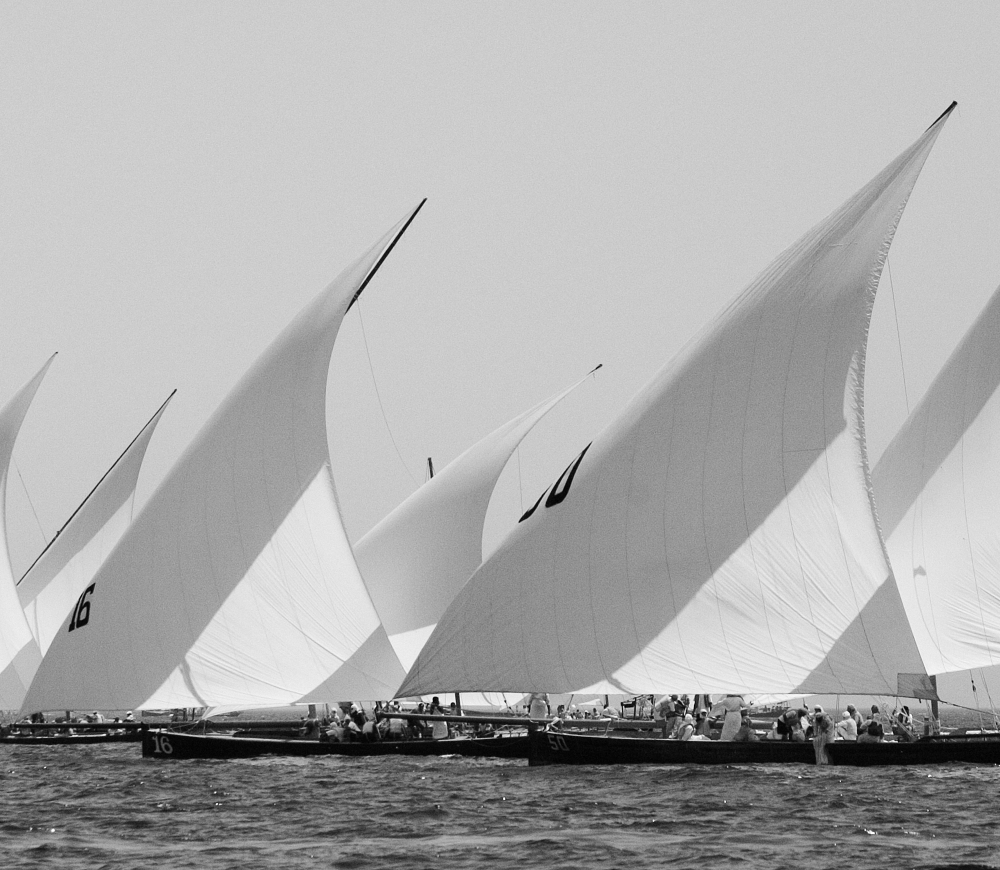 Dhows from around the world