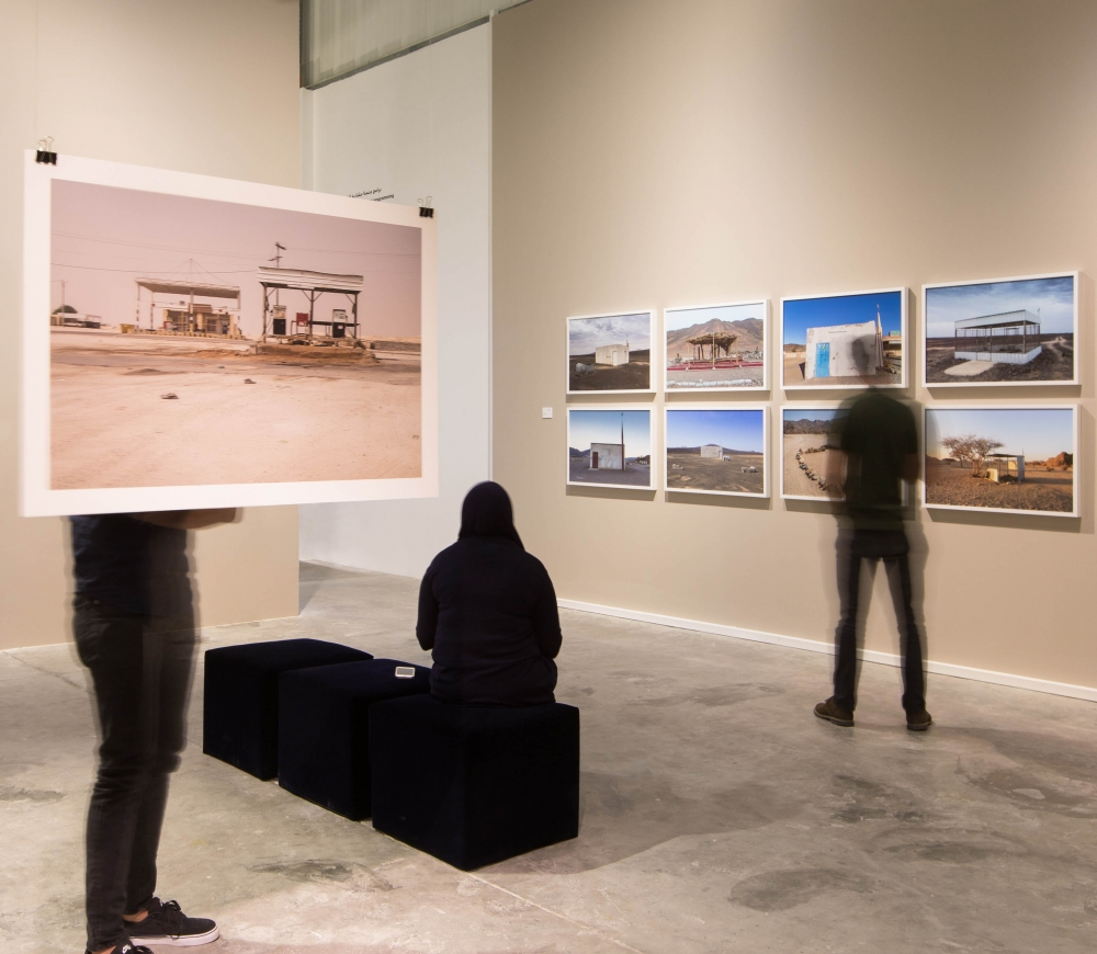 GPP 2018 Special Event - Panel | Saudi Seen: Art & Documentary Photography in Saudi Arabia