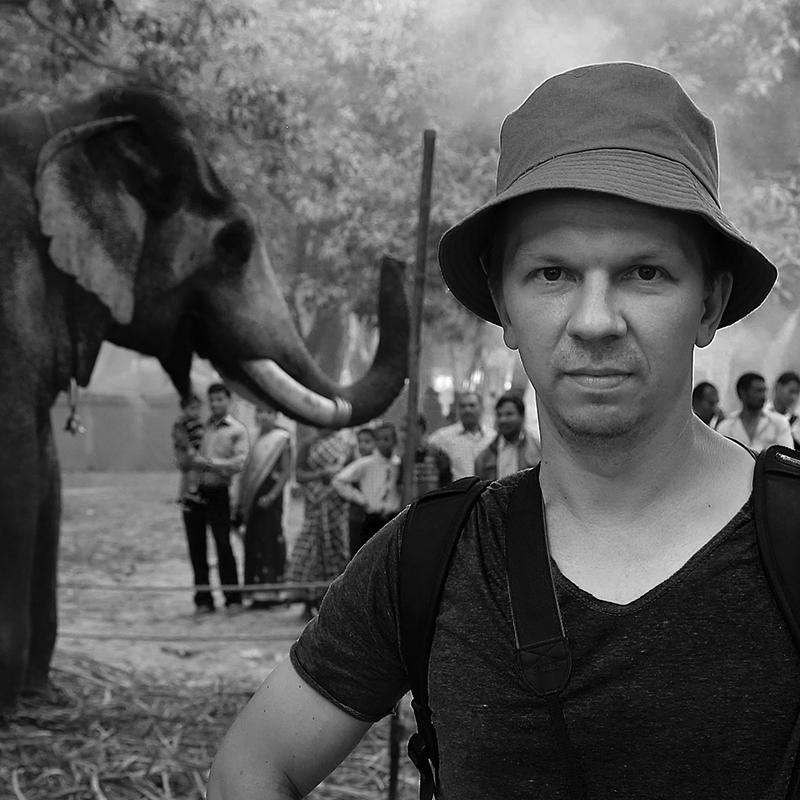 GPP 2019 Instructor - Maciej Dakowicz