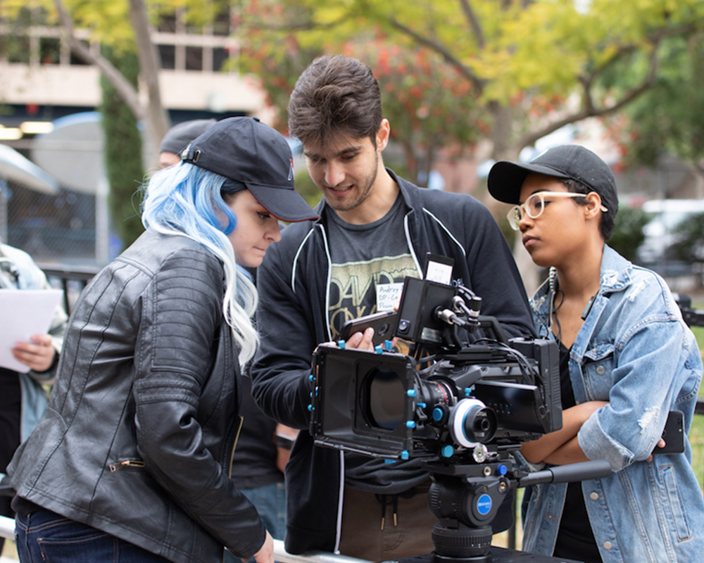 GPP 2019 Workshop - Introduction to Shooting Video & Sound