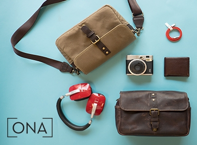 ONA Bags |              Back in Stock!