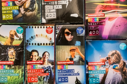 Wide range of 35mm and 120 Films now available at GPP!