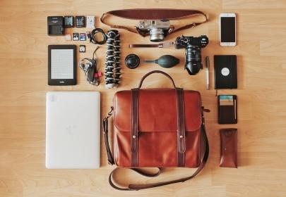 Ryokō Camera and Travel Bags