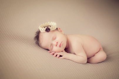 Spark Session: Newborn Photography