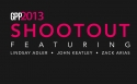 Relive the GPP2013 ShootOut - the most exciting hour in the photography world!