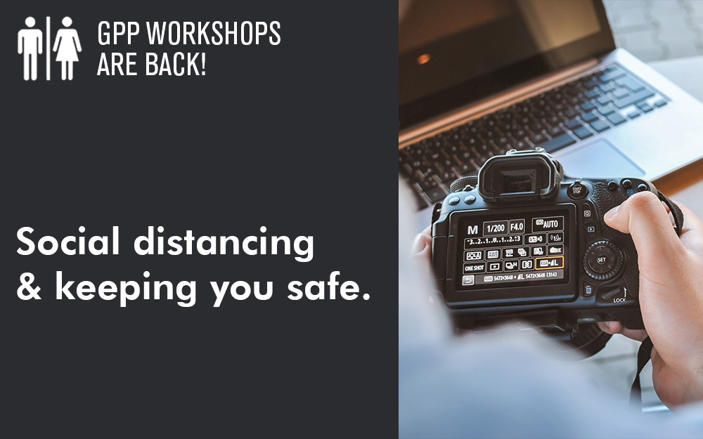 GPP Workshops | Social Distancing