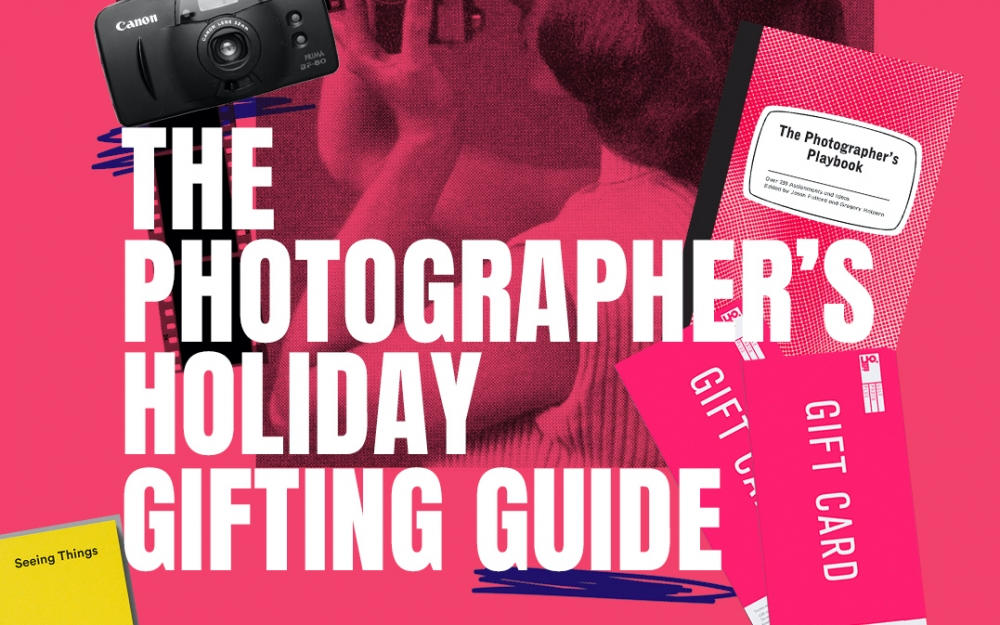 The Photographer's Holiday Gifting Guide