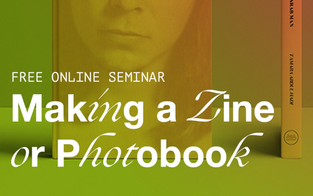 THE FUNDAMENTALS | Making a Zine or Photo Book | Roi Saade seminar | Goethe Institut X GPP