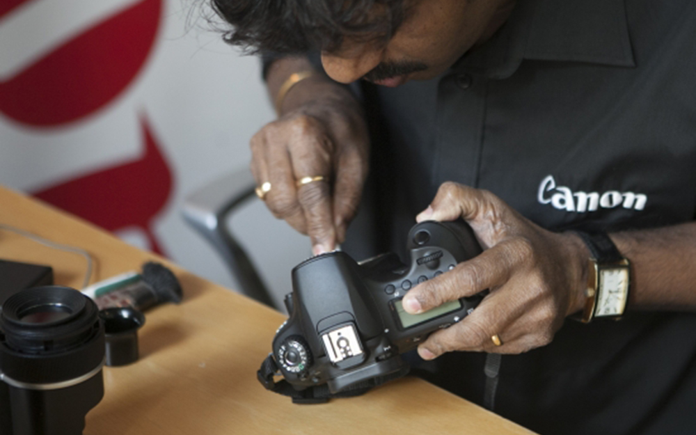 Where to get your Camera serviced in the UAE