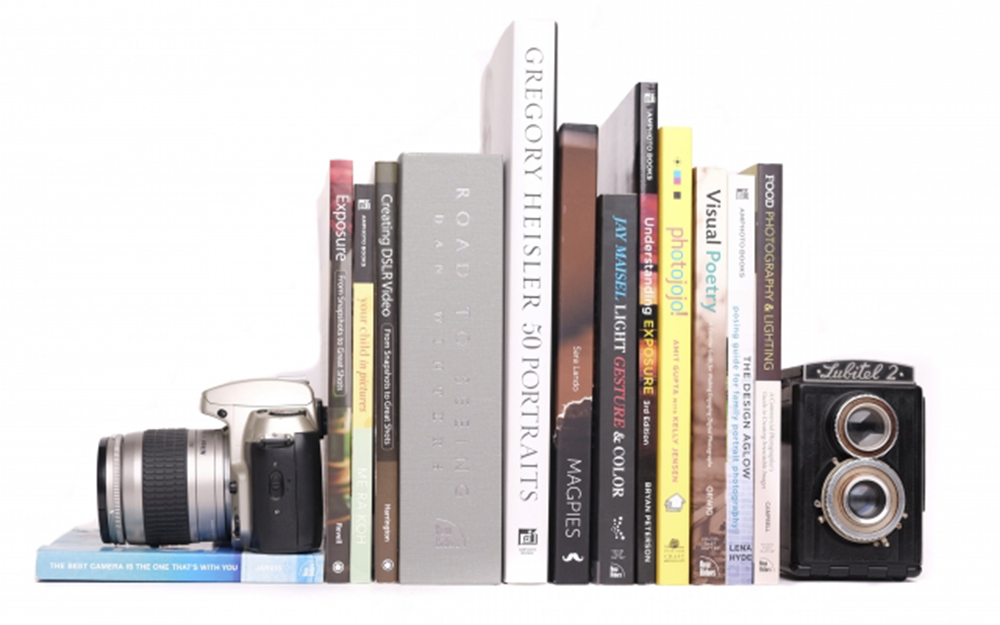 Books to Inspire Every Kind of Photographer