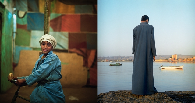 Egypt | A Spirit Within | An exhibition by Denis Dailleux | Opening Nov 16