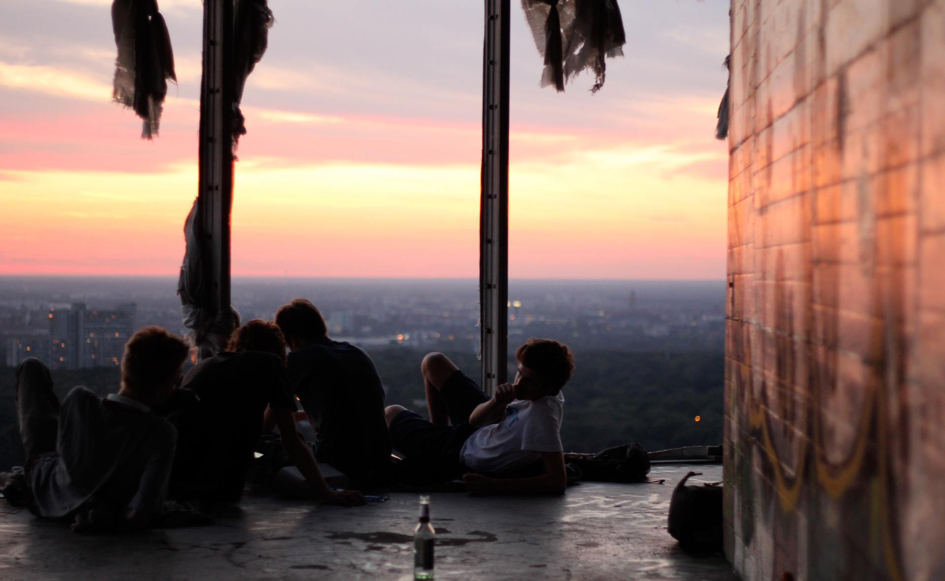Tempelhofer Feld: Berlin's new outdoors sports complex