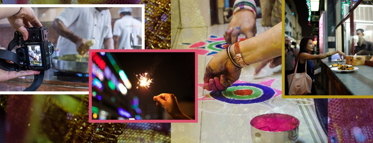 Unseen Trails | Diwali - Festival of Lights