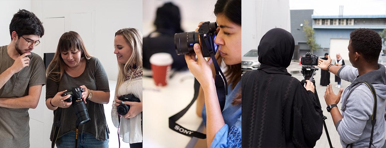Photography Level 2 Workshop