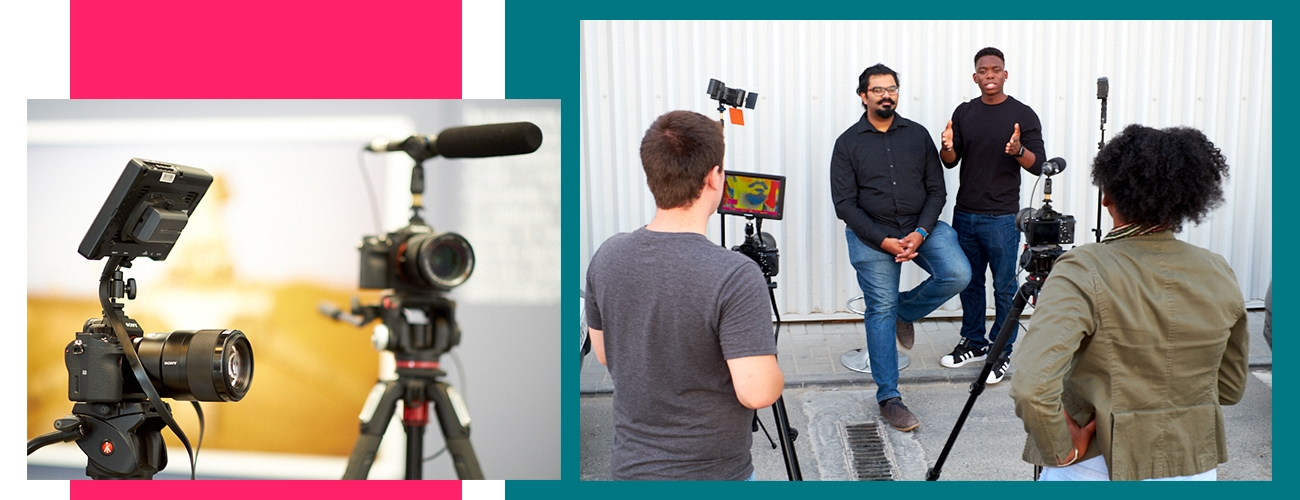 Introduction to Video & Editing Workshop
