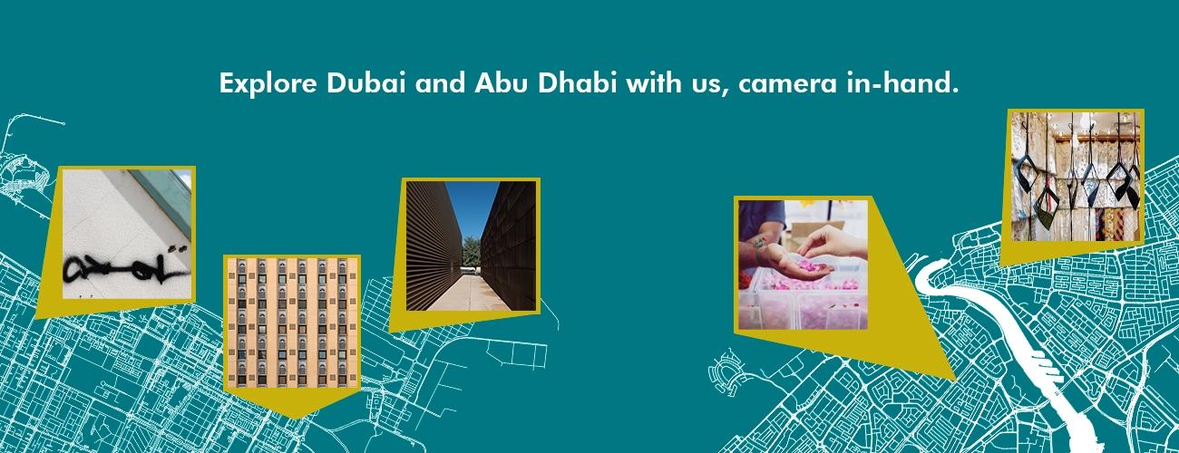 Photo Walks | Dubai & Abu Dhabi