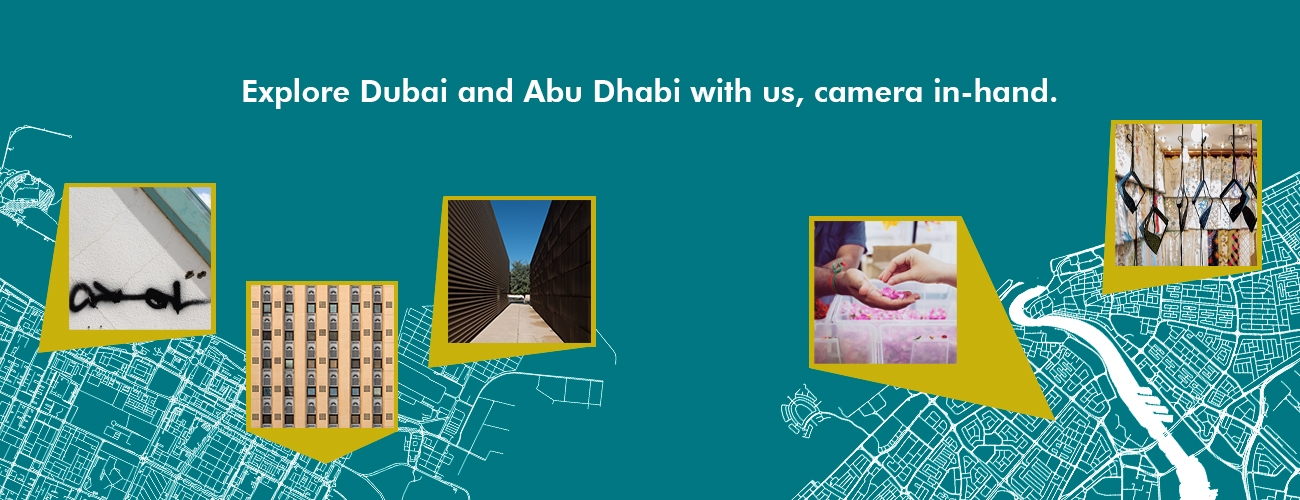 Photo Walks | Dubai & Abu Dhabi