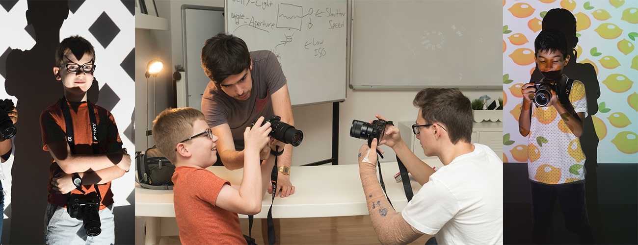 Kids Photography Camps