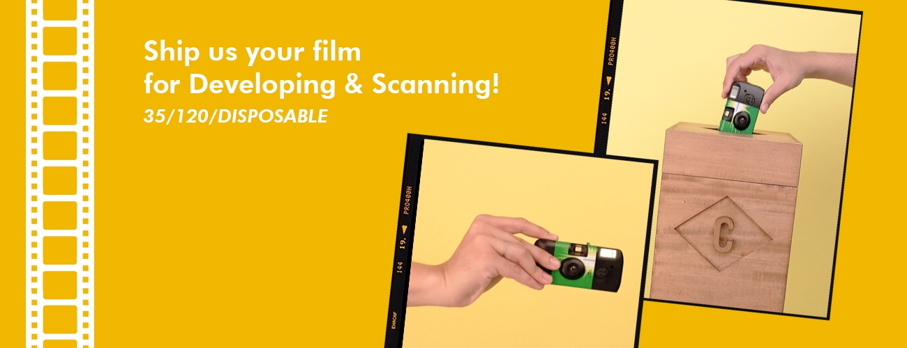 Develop & Scan your film!