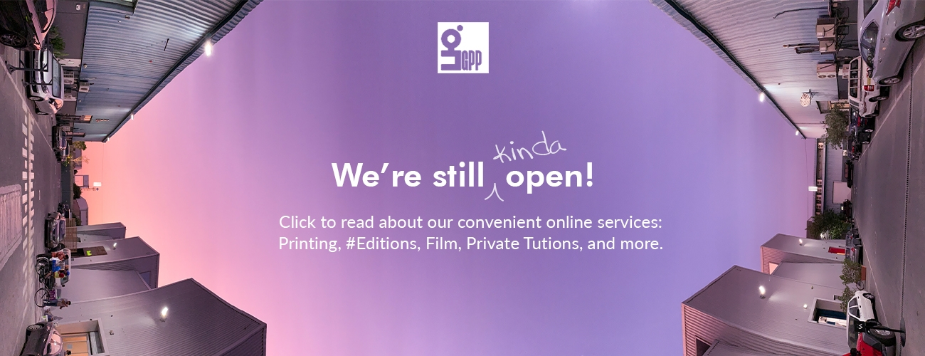 We're Still (kinda) Open!