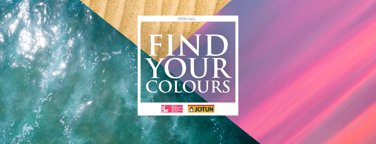 #FindYourColours with Jotun X GPP
