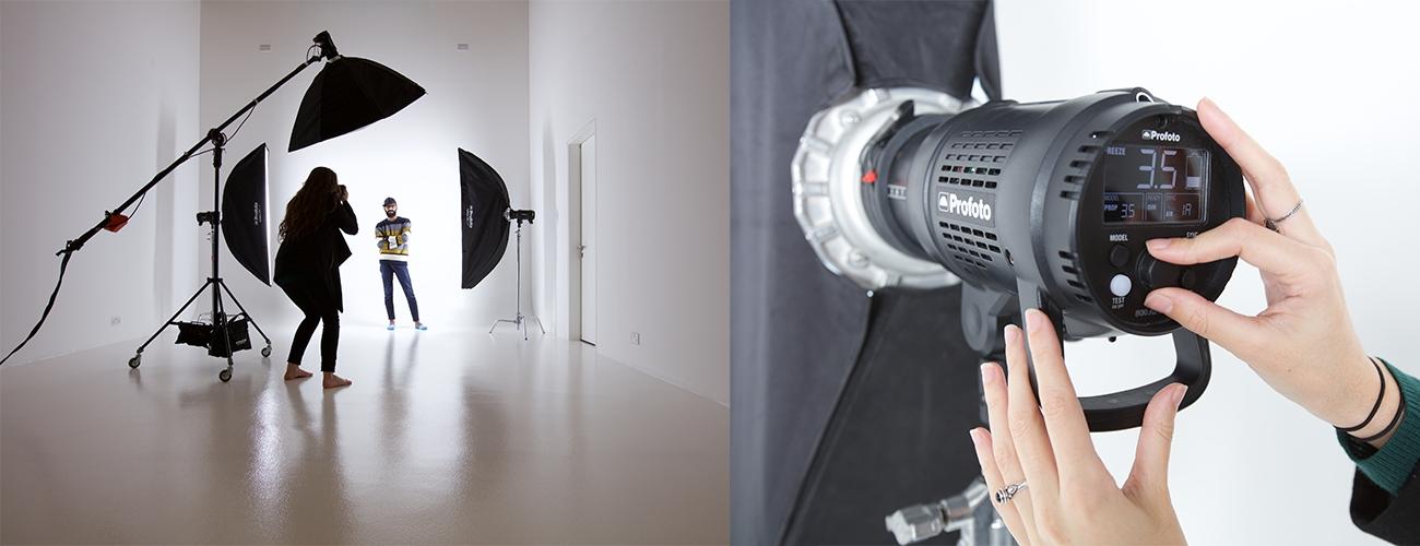Introduction to Studio Lighting Workshop