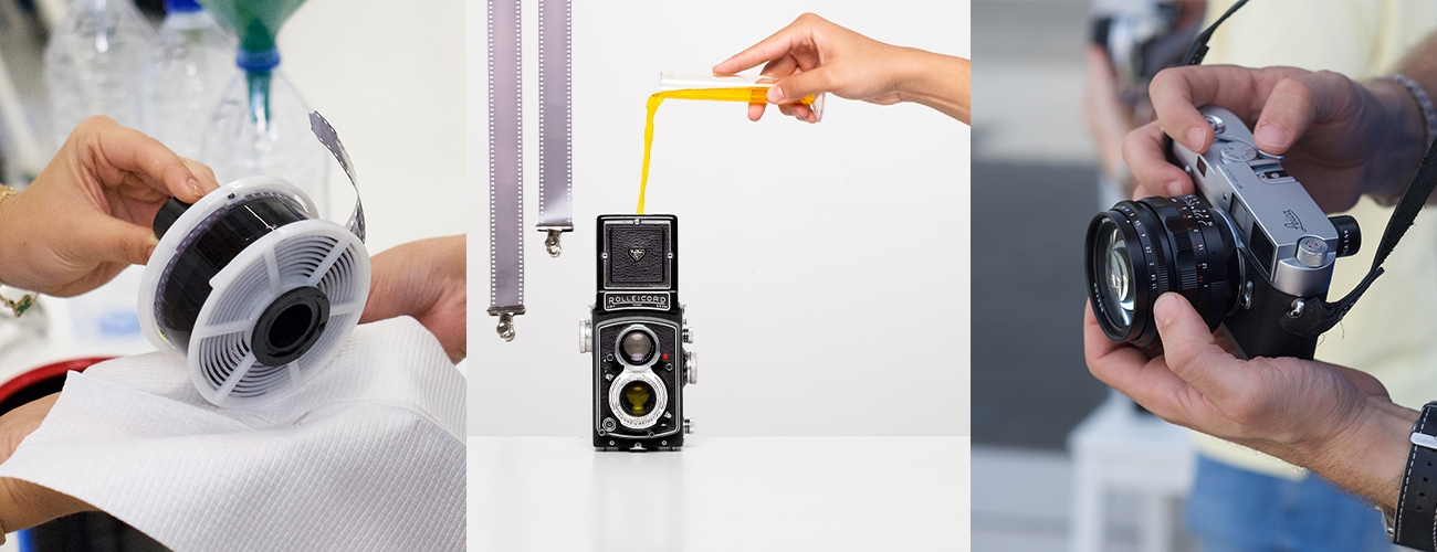 Shooting & Developing Film   You Don't Need a Darkroom!