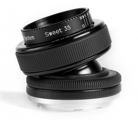Lensbaby Composer Pro with Sweet 35 Optic for Canon