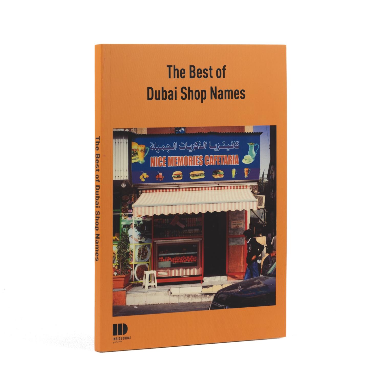 The Best of Dubai Shop Names