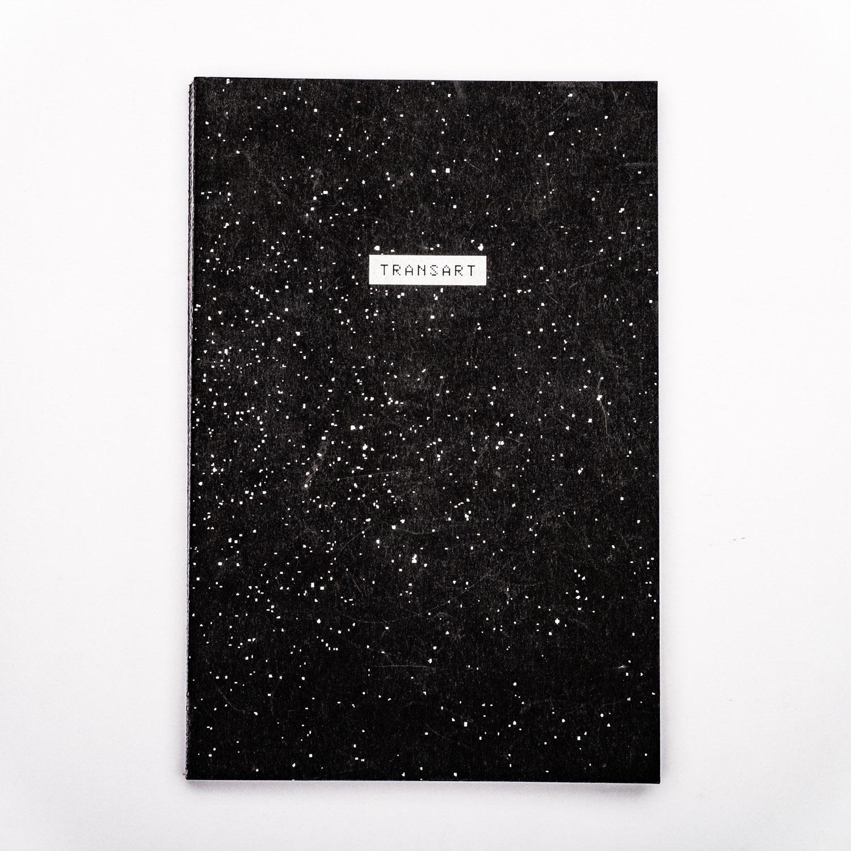 TRANSART - A JOURNEY INTO AURAL SPACE - Book by Nicoló Degiorgis