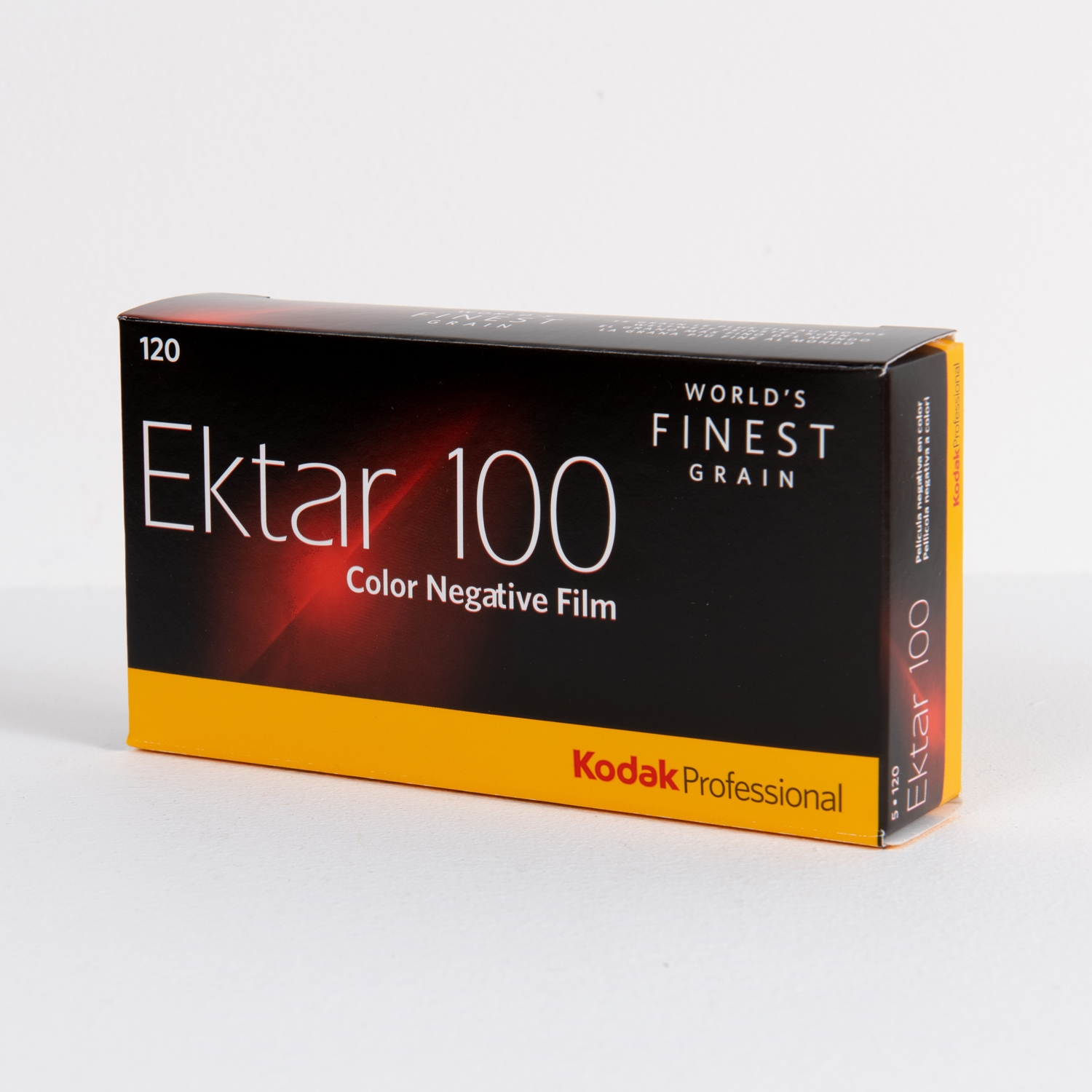 Kodak Ektar 100 (120) 5-Pack Color Negative Film