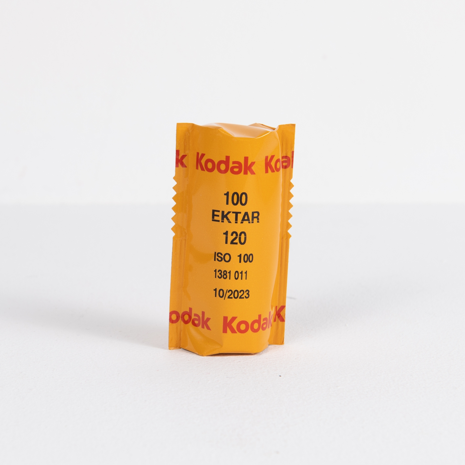 Kodak Ektar, 100 Color Negative Film (120 - Single Film)