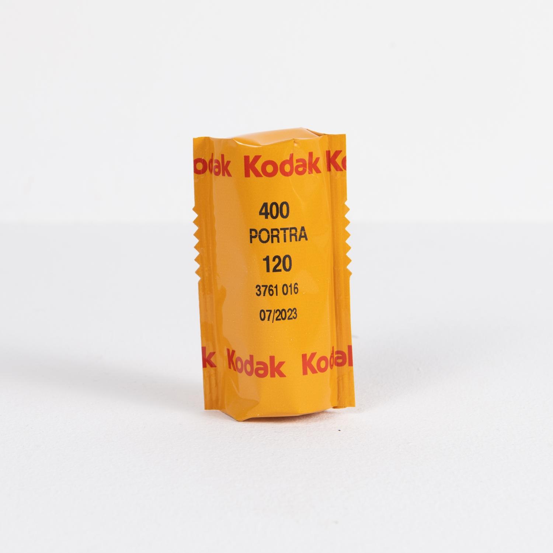 Kodak Portra, ISO  400 Color Negative Film (120 - Single Film)