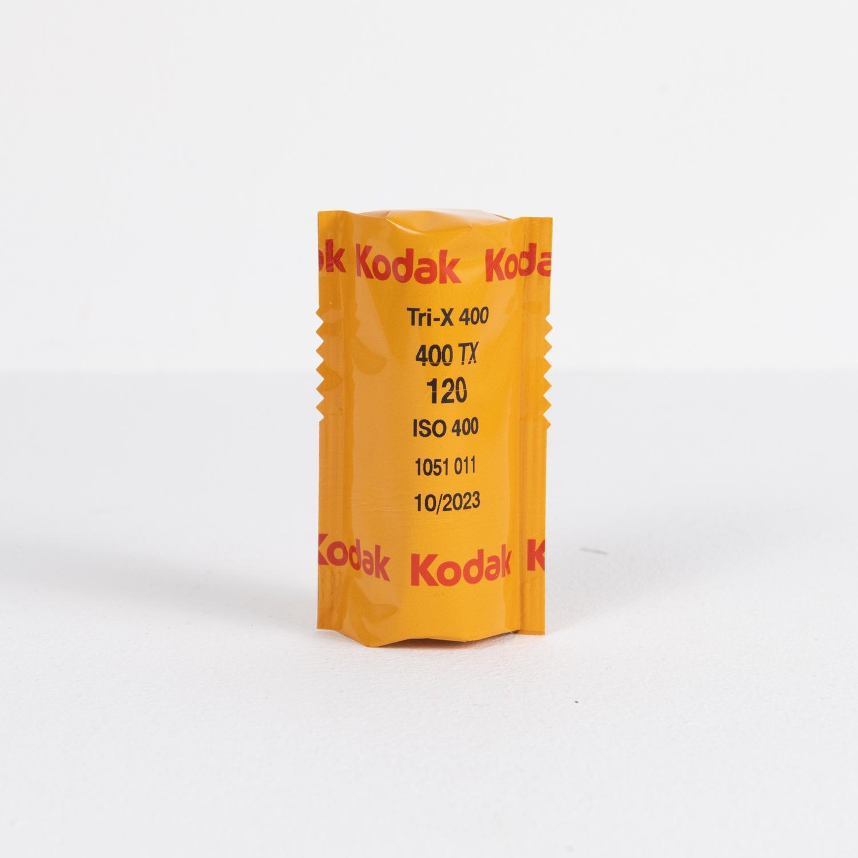 Kodak Tri-X, 400 Black and White Negative Film (120 - Single Film)