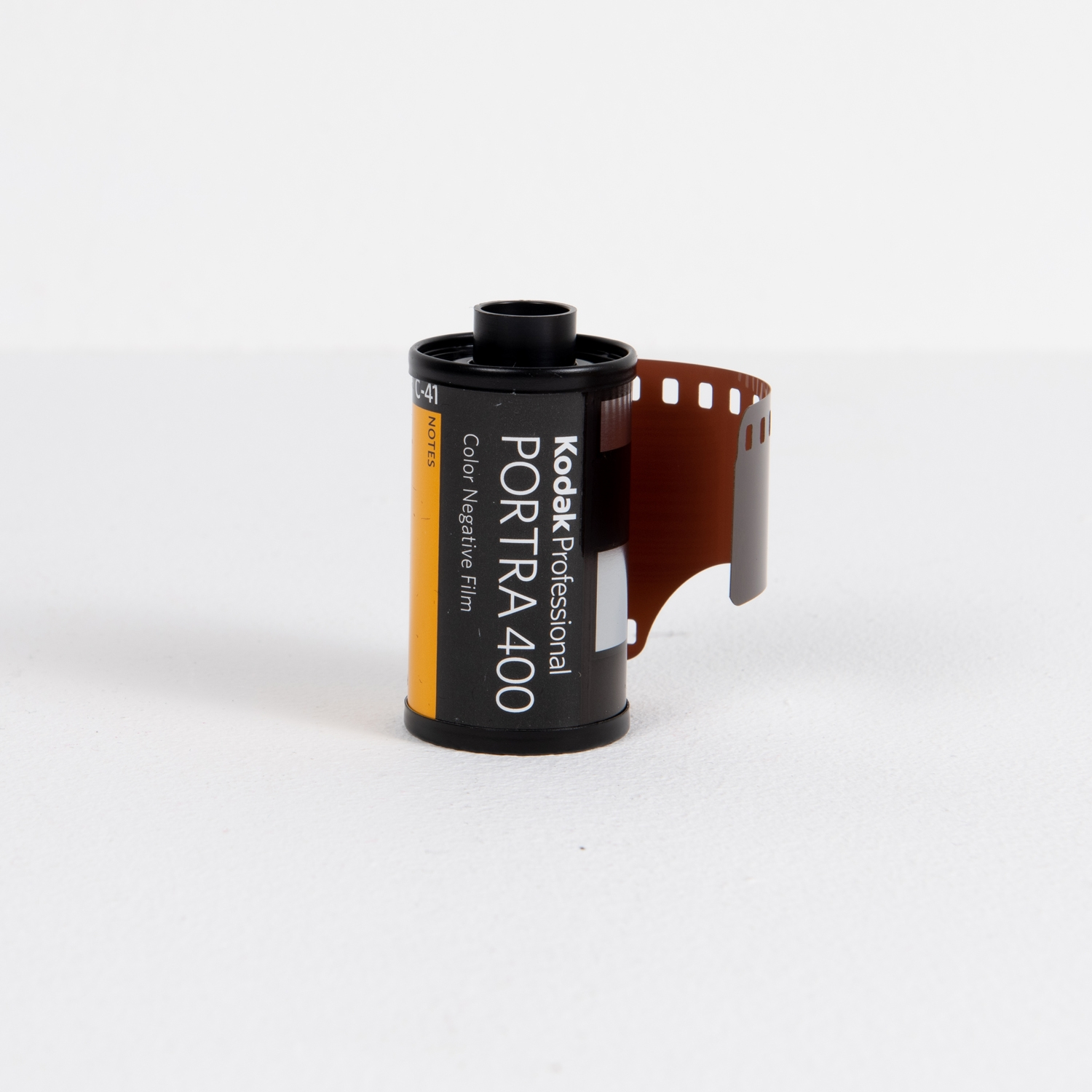 Kodak Portra, ISO 400 Color Negative Film (35mm - Single Film)