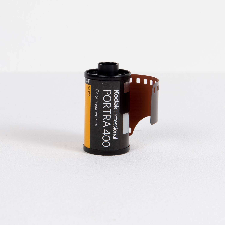 Kodak Portra 400 (35mm) Single Color Negative Film