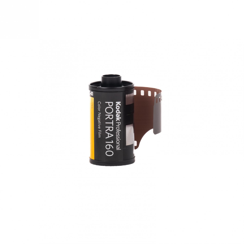 Kodak Portra 160 (35mm) Single Color Negative Film