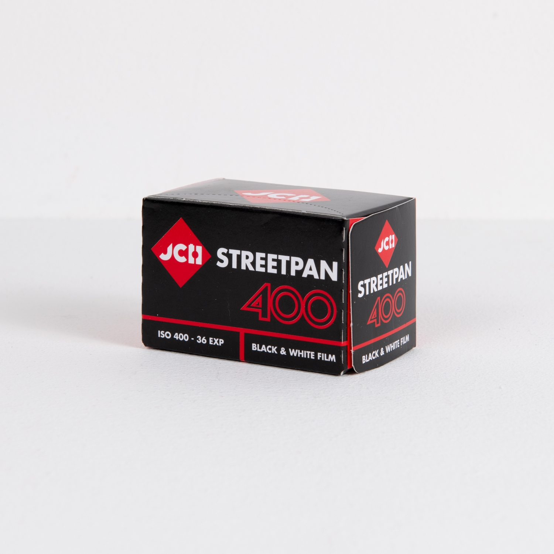 Japan Camera Hunter StreetPan 400 (35mm) B&W Negative Film