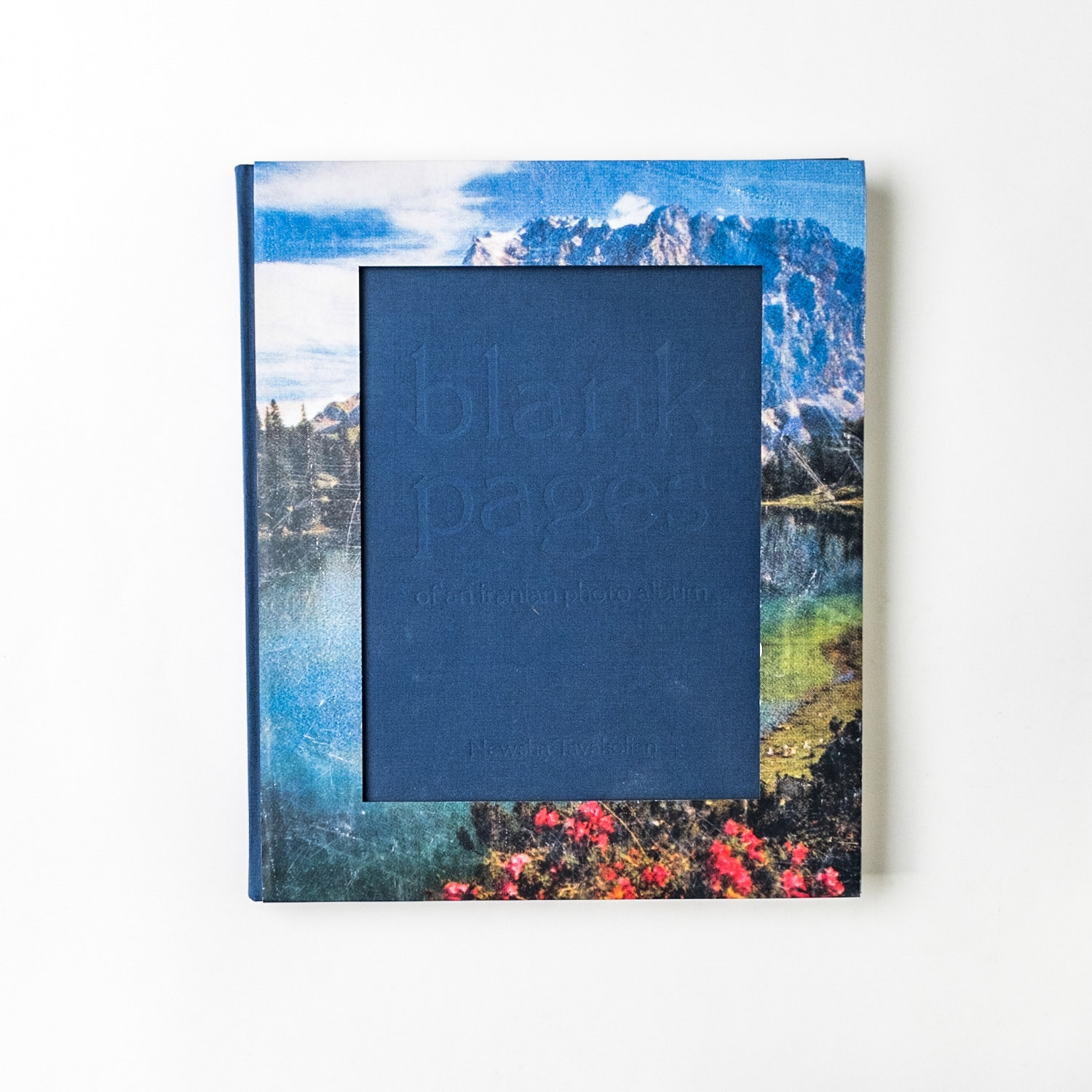 Blank Pages of an Iranian Photo Album