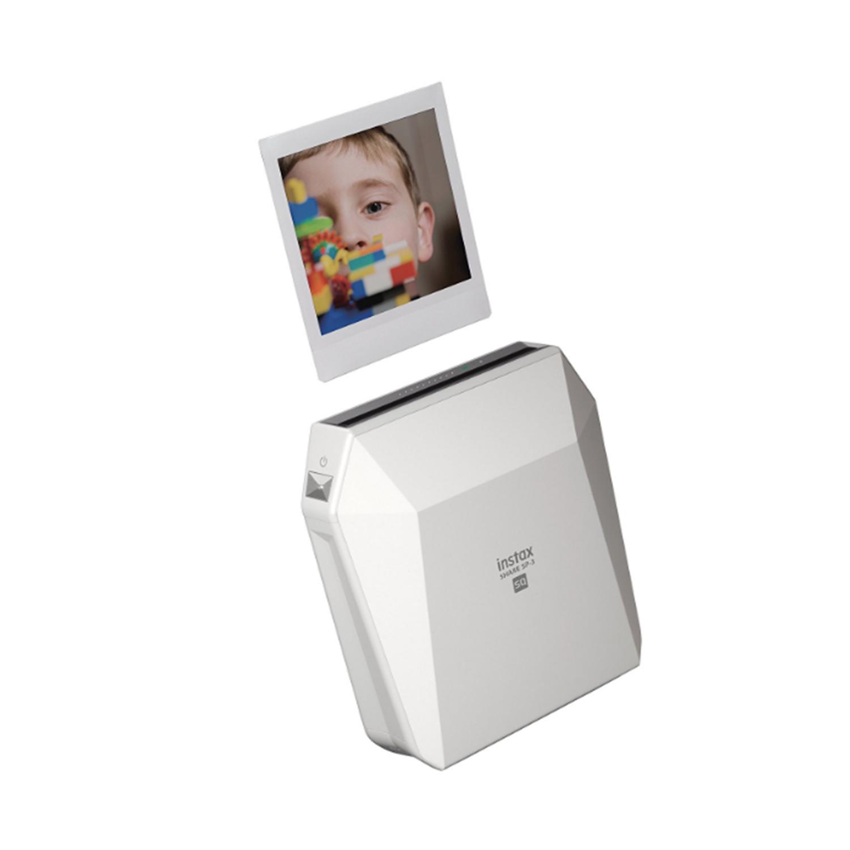 Fujifilm Instax SHARE SP-3 Smartphone Printer (White)