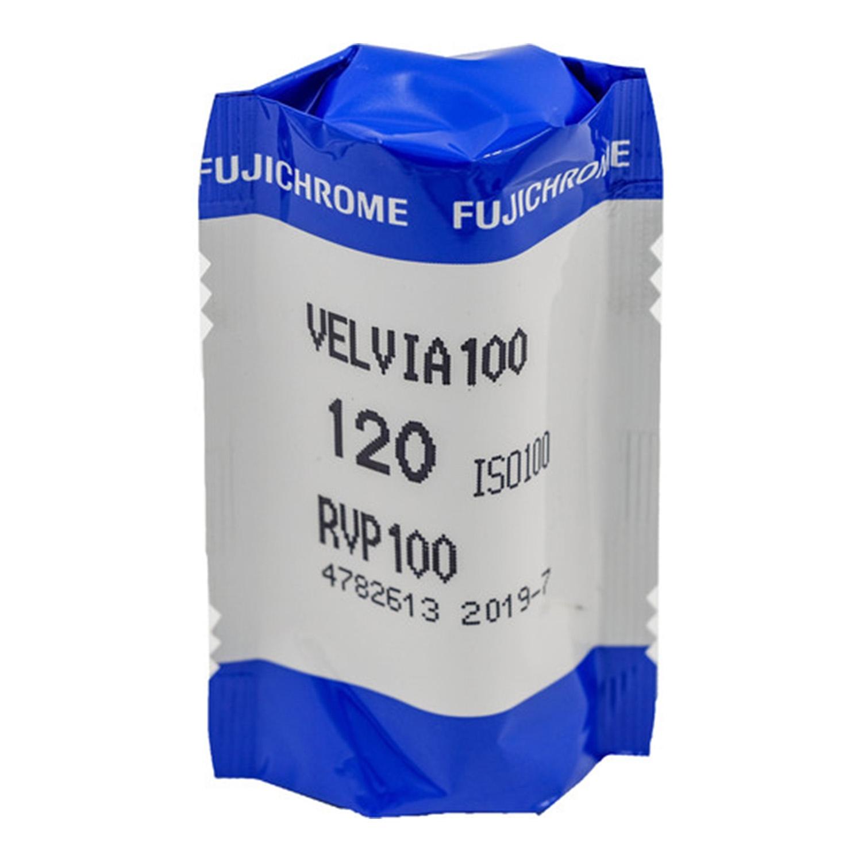Fujifilm Fujichrome Velvia 100 (120) Single Color Reversal Film