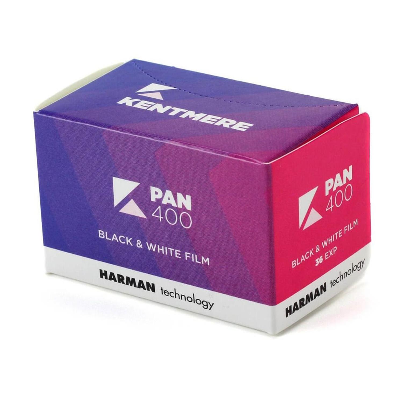 Kentmere PAN 400 (35mm) Single B&W Negative Film