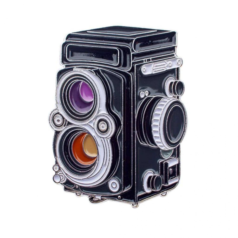 Medium Format Camera #1 Pin